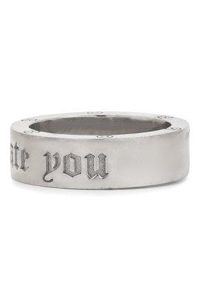 Женское кольцо LEVASHOVAELAGINA серебряного цвета, арт. ifhy/r | Фото 2