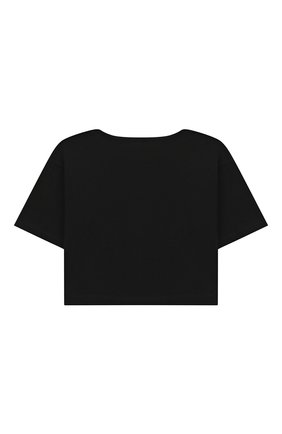 Детский комплект из футболки и юбки MOSCHINO KID разноцветного цвета, арт. HDG001/LDB39/4A-8A | Фото 3