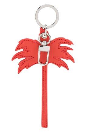 Мужской брелок PALM ANGELS красного цвета, арт. PMNF007S208100232091 | Фото 2