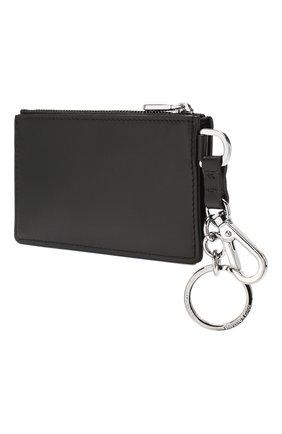 Мужской комплект из портмоне и чехла для airpods DOLCE & GABBANA черного цвета, арт. BP2578/AJ806 | Фото 2