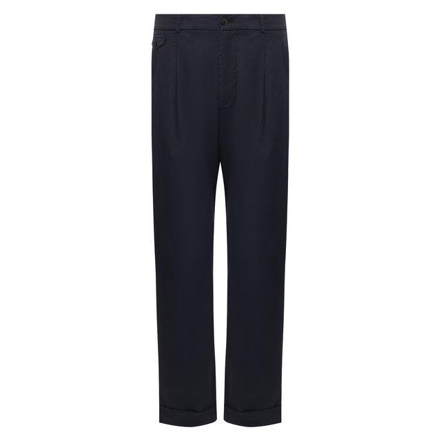 Хлопковые брюки Giorgio Armani