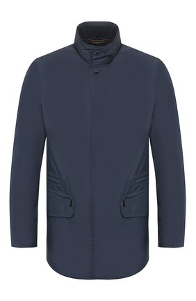 Мужская куртка barber-stp2 MOORER синего цвета, арт. BARBER-STP2/P20M102ST0P | Фото 1