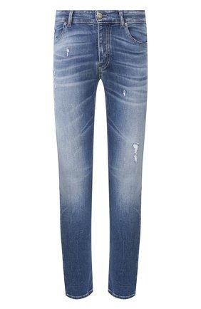 Мужские джинсы PREMIUM MOOD DENIM SUPERIOR синего цвета, арт. S20 0352752182/BARRET | Фото 1