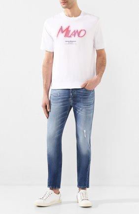 Мужские джинсы PREMIUM MOOD DENIM SUPERIOR синего цвета, арт. S20 0352752182/BARRET | Фото 2
