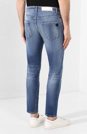 Мужские джинсы PREMIUM MOOD DENIM SUPERIOR синего цвета, арт. S20 0352752182/BARRET | Фото 4