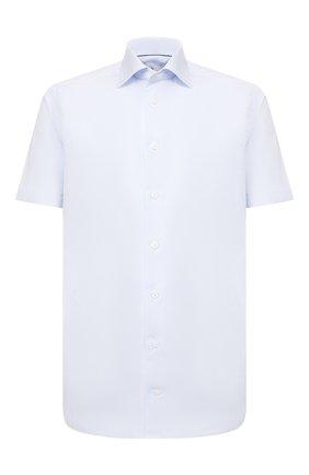 Мужская хлопковая сорочка ETON светло-голубого цвета, арт. 1000 01581 | Фото 1