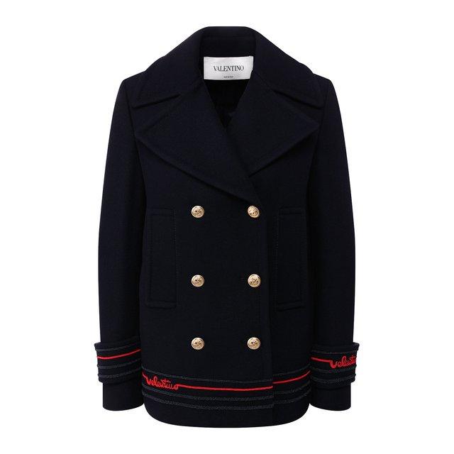 Укороченное пальто Valentino
