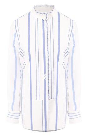 Женская рубашка CHLOÉ белого цвета, арт. CHC20SHT80360 | Фото 1