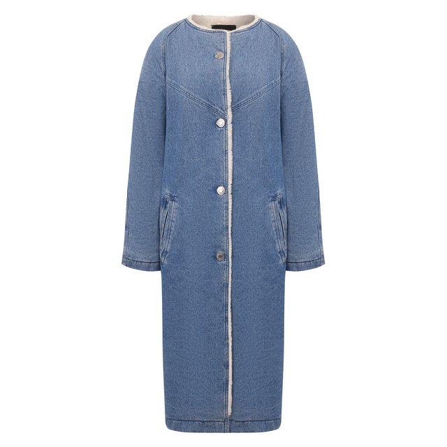 Джинсовое пальто Isabel Marant