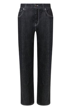Женские джинсы LORENA ANTONIAZZI темно-синего цвета, арт. P2022PA018/3219 | Фото 1
