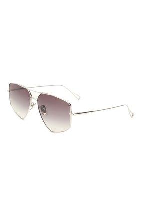 Мужские солнцезащитные очки EQUE.M серого цвета, арт. CALIF0RNIA G0LD/SS | Фото 1