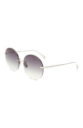 Мужские солнцезащитные очки EQUE.M серого цвета, арт. NKNK/SS | Фото 1