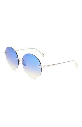 Мужские солнцезащитные очки EQUE.M голубого цвета, арт. NKNK/SS-BM | Фото 1