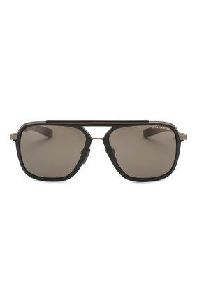 Женские солнцезащитные очки DITA черного цвета, арт. LSA-400/02 | Фото 4