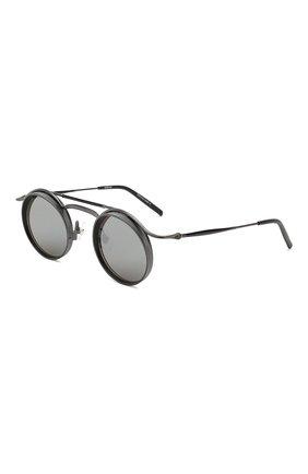 Женские солнцезащитные очки MATSUDA черного цвета, арт. 2903H MBK | Фото 1