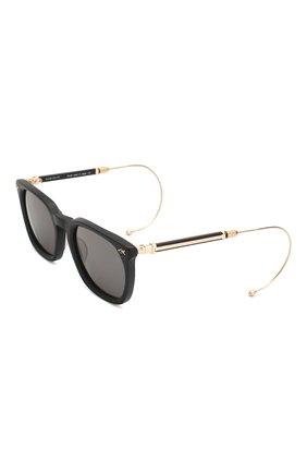 Женские солнцезащитные очки MATSUDA черного цвета, арт. M2043 MBK | Фото 1