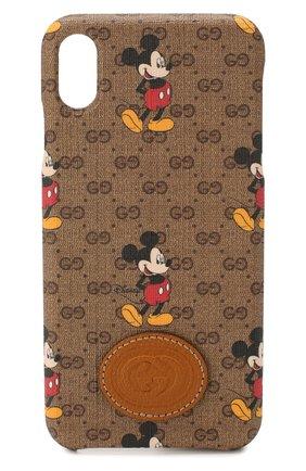 Чехол для iPhone X/XS Disney x Gucci | Фото №1