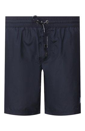 Детского плавки-шорты DOLCE & GABBANA темно-синего цвета, арт. M4A74T/FUSFW | Фото 1