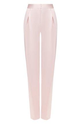 Женские брюки со стрелками ACT N1 розового цвета, арт. RP2004 | Фото 1
