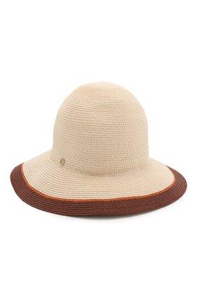 Женская шляпа kate LORO PIANA оранжевого цвета, арт. FAL1195 | Фото 1