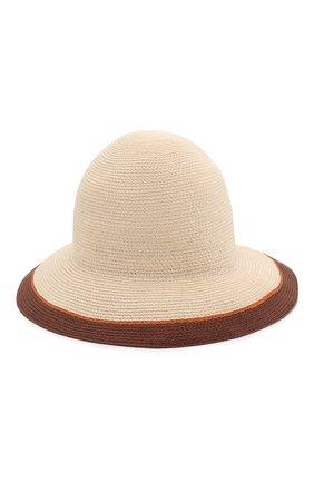 Женская шляпа kate LORO PIANA оранжевого цвета, арт. FAL1195 | Фото 2