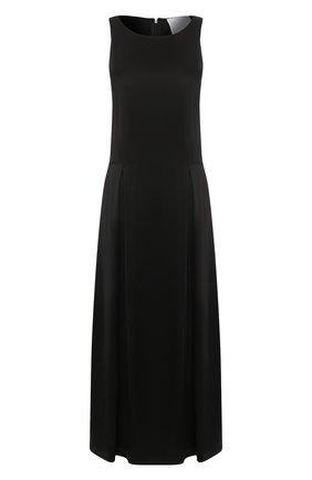 Женское платье из вискозы TWINS FLORENCE черного цвета, арт. TWFPE20ABI0008C | Фото 1