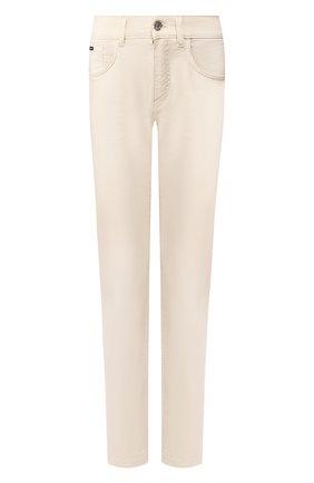 Женские джинсы DOLCE & GABBANA кремвого цвета, арт. FTAIAD/G8CH9   Фото 1