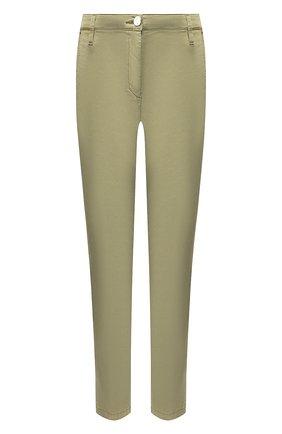 Женские брюки JACOB COHEN хаки цвета, арт. MARINA 00964-S/53 | Фото 1