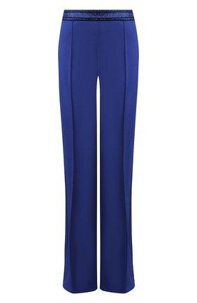 Женские брюки GOLDEN GOOSE DELUXE BRAND синего цвета, арт. G36WP022.B1 | Фото 1