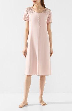 Женская сорочка GIANANTONIO PALADINI розового цвета, арт. S05LC01/M | Фото 2