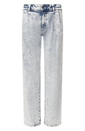 Женские джинсы MICHAEL MICHAEL KORS голубого цвета, арт. MH99CT4D8D | Фото 1