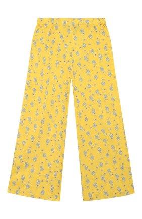 Детского брюки PAADE MODE желтого цвета, арт. 20218102/10Y-16Y | Фото 2