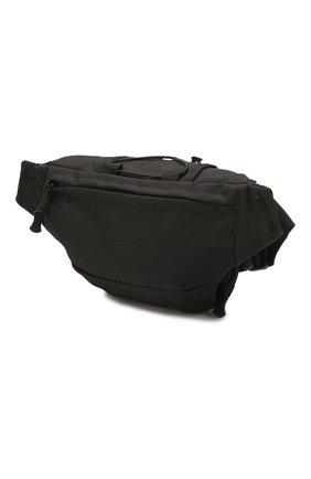 Детская поясная сумка MONTA JR черного цвета, арт. L0G0 WAISTBAG | Фото 2