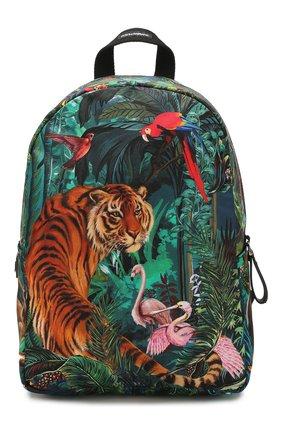 Детская рюкзак DOLCE & GABBANA разноцветного цвета, арт. EM0087/AZ189 | Фото 1
