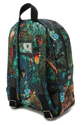 Детская рюкзак DOLCE & GABBANA разноцветного цвета, арт. EM0087/AZ189 | Фото 2