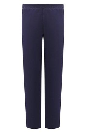 Мужские хлопковые домашние брюки ZIMMERLI темно-синего цвета, арт. 249-95304   Фото 1