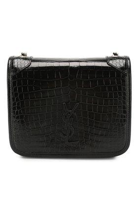 Женская сумка niki SAINT LAURENT черного цвета, арт. 591258/1QP4D | Фото 1