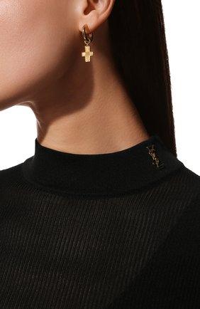 Женские серьги fima COPINE JEWELRY золотого цвета, арт. FIMA | Фото 2