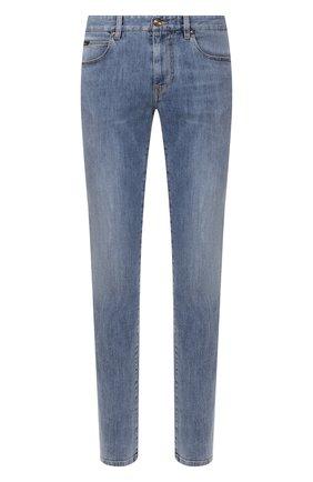 Мужские джинсы Z ZEGNA голубого цвета, арт. VU702/ZZ530 | Фото 1