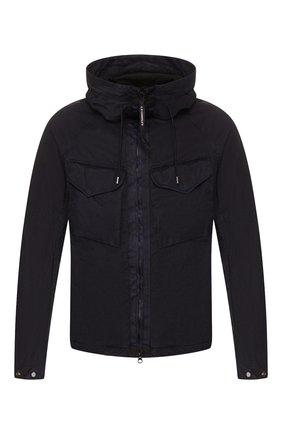 Мужская куртка C.P. COMPANY темно-синего цвета, арт. 08CM0W095A-005670G | Фото 1
