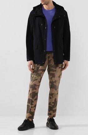 Мужская куртка C.P. COMPANY темно-синего цвета, арт. 08CM0W091A-003778A | Фото 2