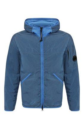 Мужская утепленная куртка C.P. COMPANY голубого цвета, арт. 08CM0W044A-005660G | Фото 1