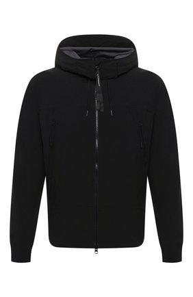Мужская куртка C.P. COMPANY черного цвета, арт. 08CM0W017A-005659A | Фото 1