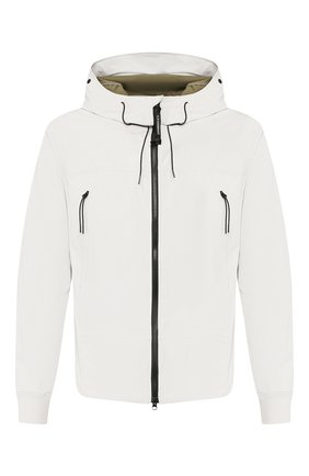Мужская куртка C.P. COMPANY белого цвета, арт. 08CM0W017A-005659A | Фото 1