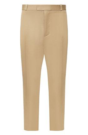 Мужские хлопковые брюки OAMC бежевого цвета, арт. 0AMQ311731 0Q242500 | Фото 1