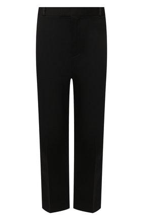 Мужской хлопковые брюки OAMC черного цвета, арт. 0AMQ311731 0Q242500 | Фото 1