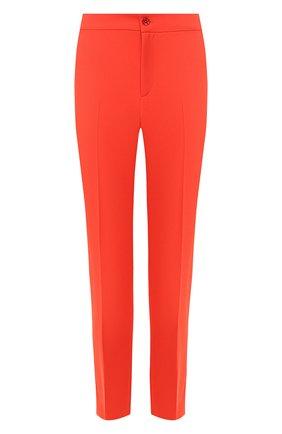 Женские брюки RALPH LAUREN оранжевого цвета, арт. 290788695   Фото 1