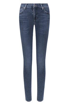 Женские джинсы CITIZENS OF HUMANITY синего цвета, арт. 1416C-1152 | Фото 1