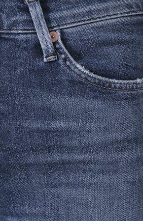 Женские джинсы CITIZENS OF HUMANITY синего цвета, арт. 1416C-1152   Фото 5