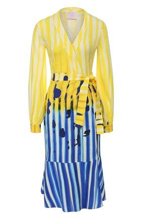 Женское платье STELLA JEAN разноцветного цвета, арт. 20E/J/DR/AB09/2711 | Фото 1